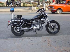 from Cuba - Police XV250