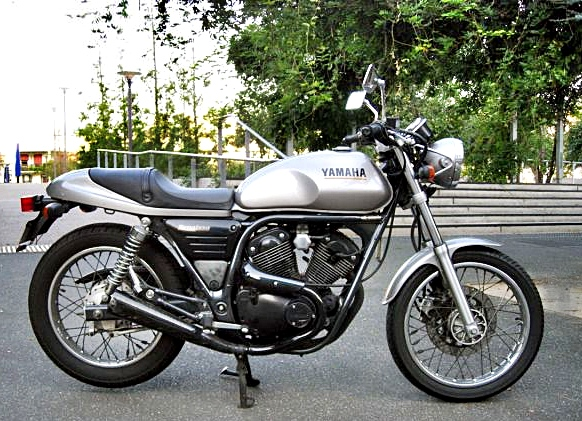 Other small V-Twins (other than Virago 250) | virago250street