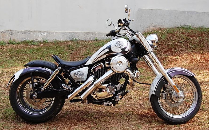 Yamaha Virago  Trike For Sale