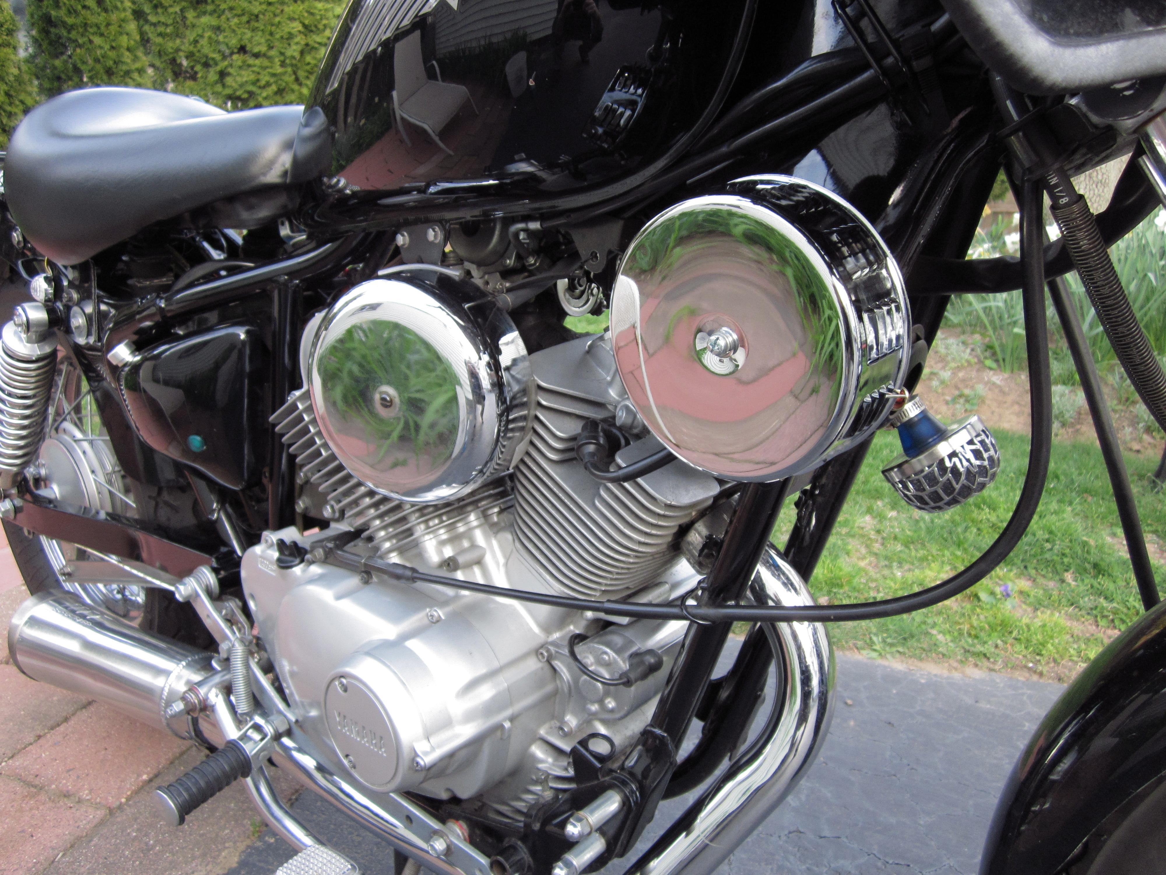 Kawasaki Air Filter Conversion Kit