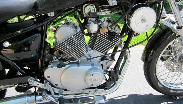 Yamaha Vstar  Carb Heater