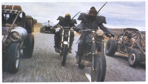 mad max road warrior pic--