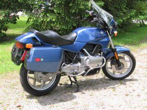 1987 BMW K-75T