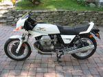 1983 Moto Guzzi LeMans III - white