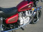 1981 Honda CX 500 Custom - V-twin