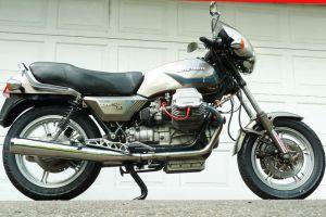 1986 Moto Guzzi SP II 1000