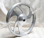 alum front wheel XV250 $114 + $59 shipping--