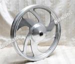 alum front wheel XV250 $114 + $59 shipping--